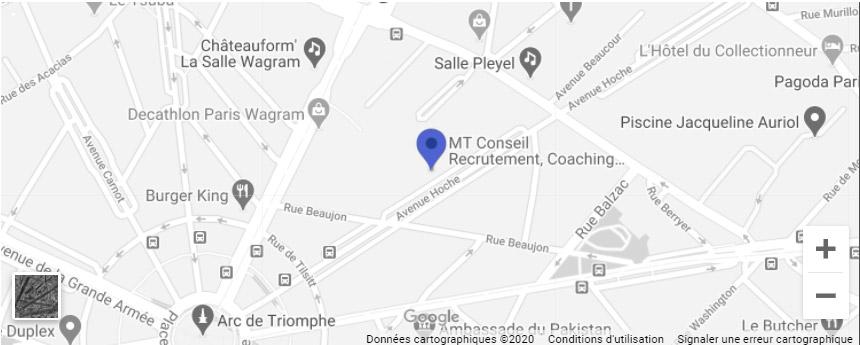 MT Conseil localisation carte