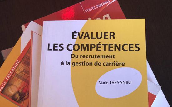 livre évaluer ses compétences